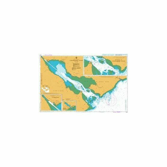 2800 Carlingford Lough Standard Admiralty Nautical Chart