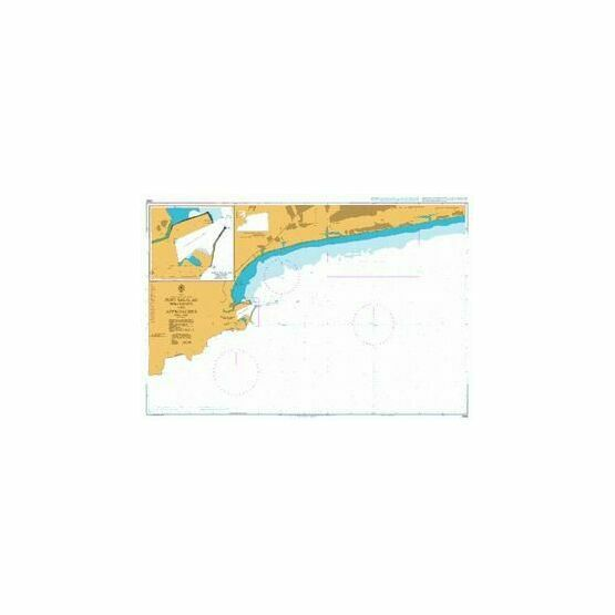 2896 Port Salalah (Mina Raysut) and Approaches Admiralty Chart