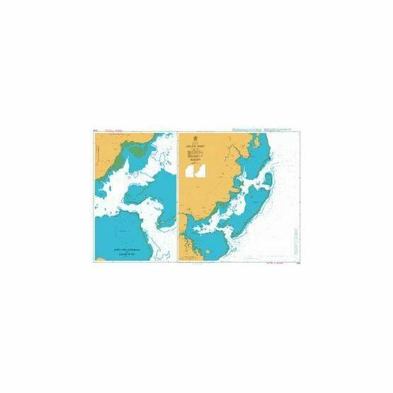 3048 Grand Port Admiralty Chart