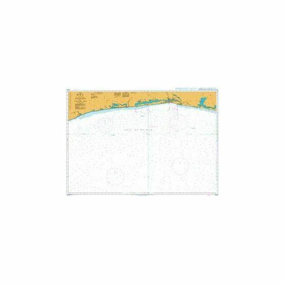 3100 Sassandra to Lagune Aby Admiralty Chart
