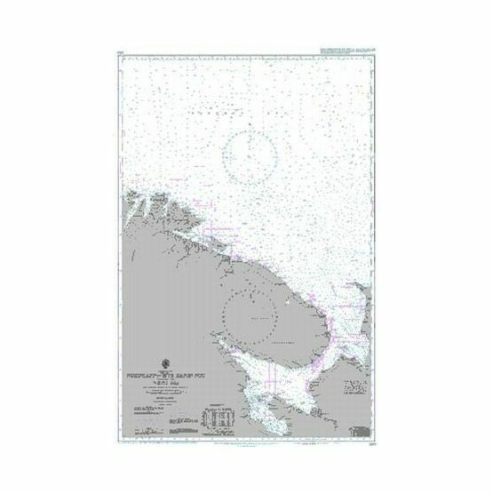 3180 Nordkapp to Mys Kanin Nos including the White Sea Admiralty Chart