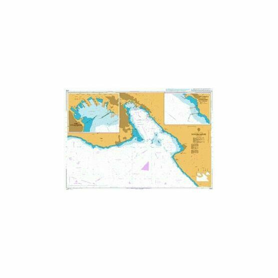 3316 Novorossiysk Admiralty Chart