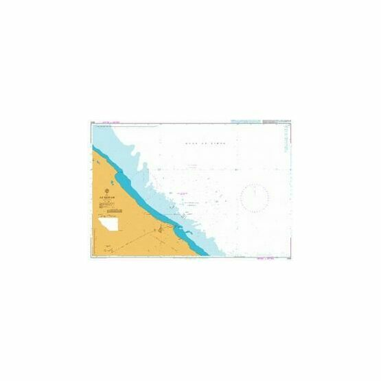 3344 As Sidrah Admiralty Chart