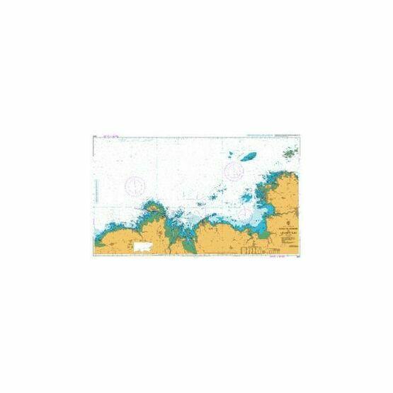 2026 Anse de Kernic to ile Grande Admiralty Chart