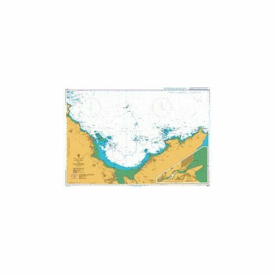 Map Of France North Coast.2029 France North Coast Ile De Brehat To Cap Frehel Admiralty Chart