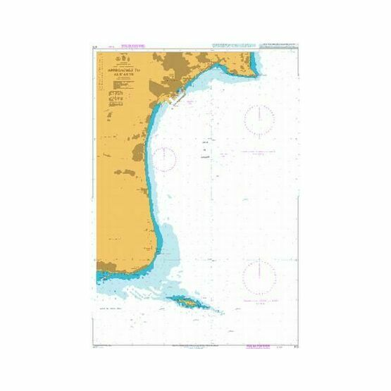 473 Approaches to Puerto de Alicante Admiralty Chart
