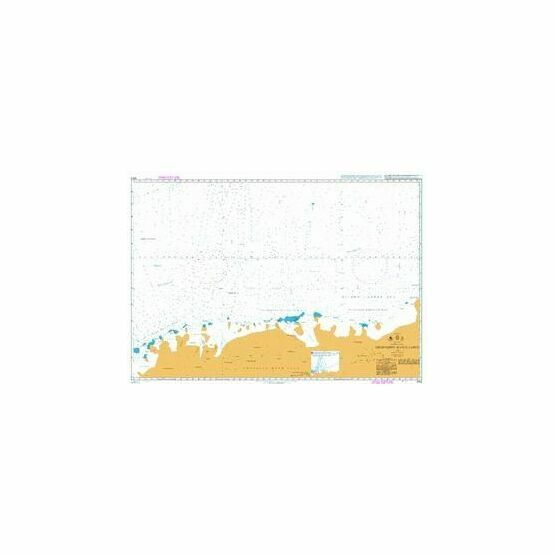 4904 Dronning Maud Land Admiralty Chart