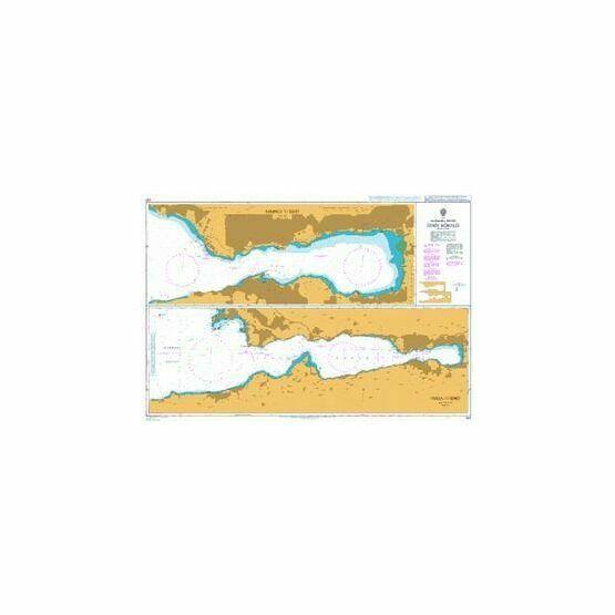 497 Izmit Korfezi Admiralty Chart