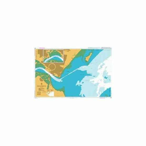 646 Porto de Maputo Admiralty Chart