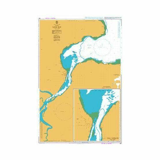 681 Lindi Bay Admiralty Chart