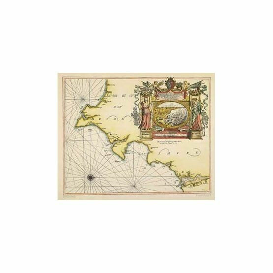 Devon ARC 5484 Admiralty Collection Archive Chart