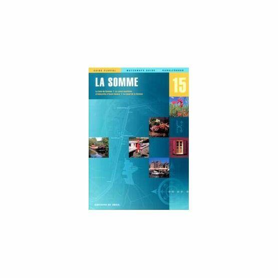 Imray Editions Du Breil No. 15 La Somme Waterway Guide