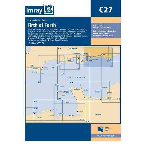 Imray Chart C27: Firth of Forth