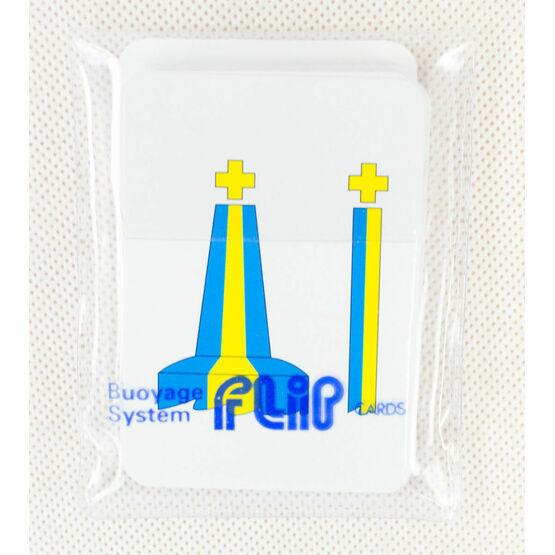 Marine Flip Cards IALA System Buoyage - Navigation Aids