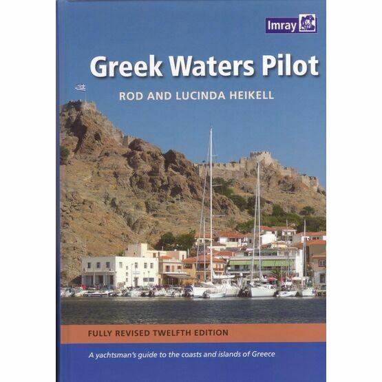 Imray Greek Waters Pilot Guide