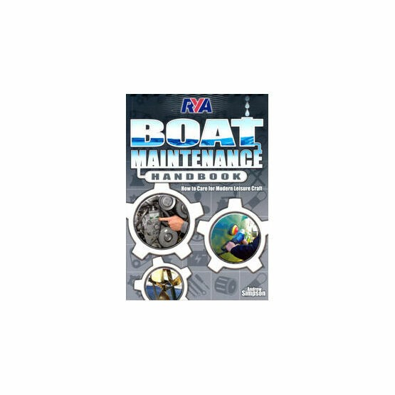 The RYA Boat Maintenance Handbook G104