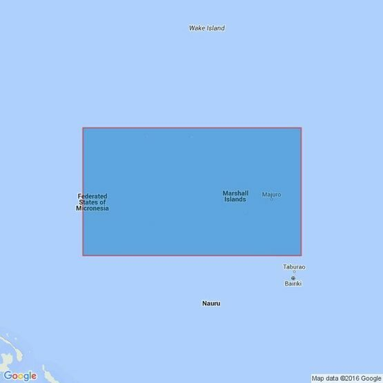 761 Marshall Islands Admiralty Chart