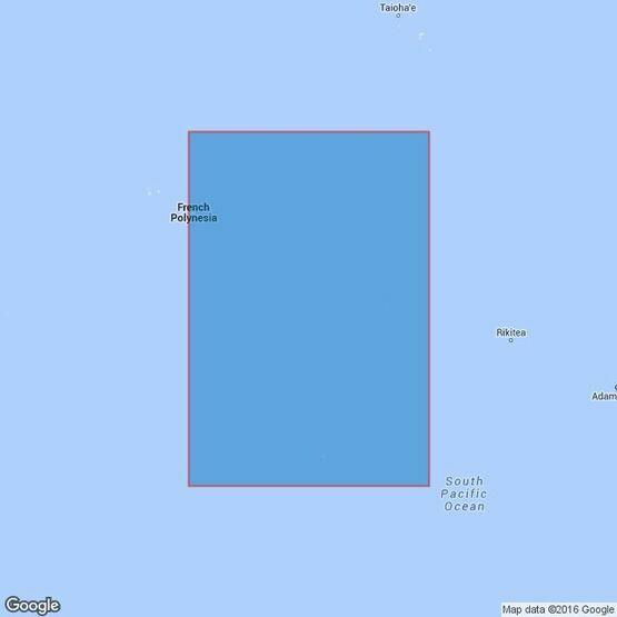 4656 De L`Archipel Des Tuamotu Aux Iles Australes Admiralty Chart