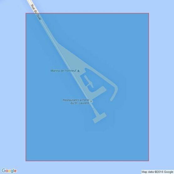 4788 Donnacona a/to Batiscan Admiralty Chart
