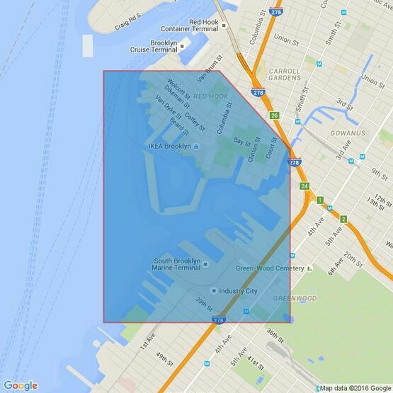 3456 New York Upper Bay The Narrows to Governors Island Admiralty Chart