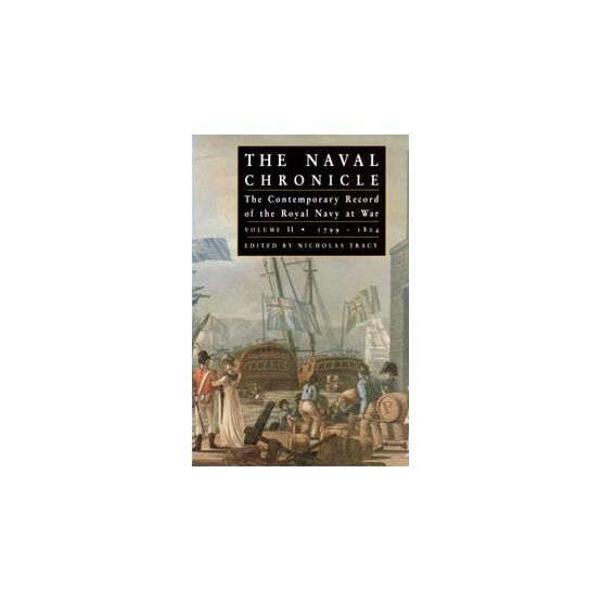 The Naval Chronicle vol II (Paper Back)