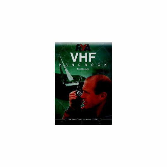 RYA VHF Handbook By Tim Bartlett