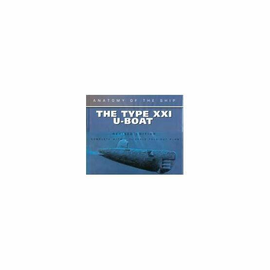 Anatomy of the ship, the Type XXI U-Boat