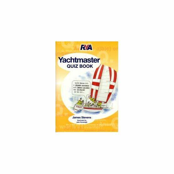 RYA G79 Yachtmaster Quiz Book